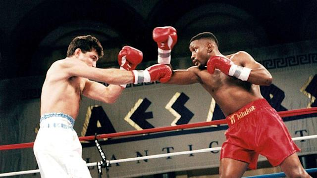 Former boxing champ Pernell 'Sweet Pea' Whitaker fatally struck by car in Virginia Beach (ABC News)