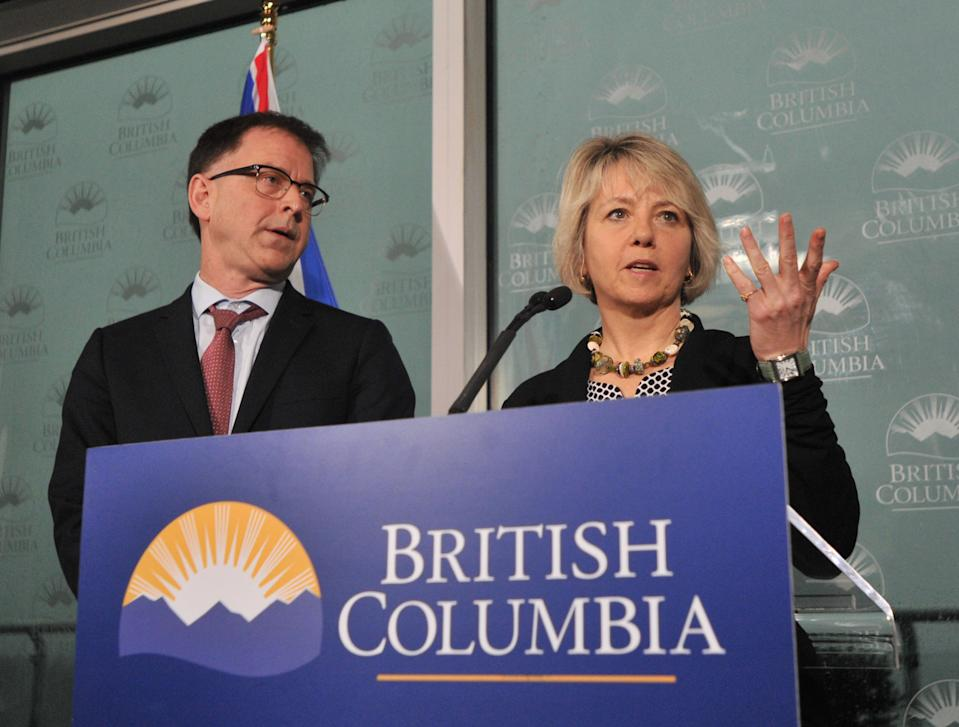 B.C. expands COVID-19 restrictions, orders masks in public spaces as virus surges