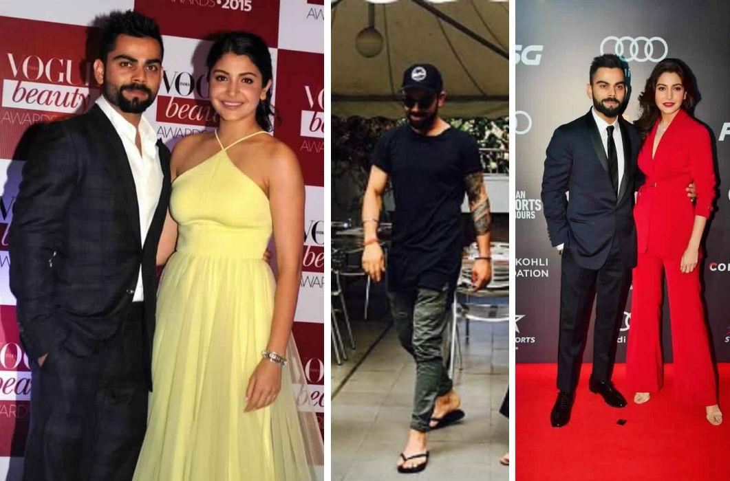 <p>He may be aggressive on the field as the captain of Indian cricket team, but off the field and on the red carpet, Kohli sticks to classic, minimal style with a hint of coolness. </p>