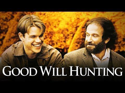 """<p>Matt Damon stars as Will Hunting, a custodian at MIT who is a brilliant mathematician. When Professor Gerald Lambeau, played by Robin Williams, discovers his talents, Hunting quickly realizes that Lambeau might have been the missing piece in his equation for a better life.</p><p><a class=""""link rapid-noclick-resp"""" href=""""https://www.amazon.com/gp/video/detail/amzn1.dv.gti.38a9f7bd-05de-ddd8-4286-3f7544d2a799?autoplay=1&ref_=atv_cf_strg_wb&tag=syn-yahoo-20&ascsubtag=%5Bartid%7C10054.g.33500002%5Bsrc%7Cyahoo-us"""" rel=""""nofollow noopener"""" target=""""_blank"""" data-ylk=""""slk:Amazon"""">Amazon</a> <a class=""""link rapid-noclick-resp"""" href=""""https://go.redirectingat.com?id=74968X1596630&url=https%3A%2F%2Fitunes.apple.com%2Fus%2Fmovie%2Fgood-will-hunting%2Fid432503534%3Fat%3D1001l6hu%26ct%3Dgca_organic_movie-title_432503534&sref=https%3A%2F%2Fwww.esquire.com%2Fentertainment%2Fmovies%2Fg33500002%2Fbest-feel-good-movies%2F"""" rel=""""nofollow noopener"""" target=""""_blank"""" data-ylk=""""slk:Apple"""">Apple</a></p><p><a href=""""https://www.youtube.com/watch?v=ReIJ1lbL-Q8"""" rel=""""nofollow noopener"""" target=""""_blank"""" data-ylk=""""slk:See the original post on Youtube"""" class=""""link rapid-noclick-resp"""">See the original post on Youtube</a></p>"""