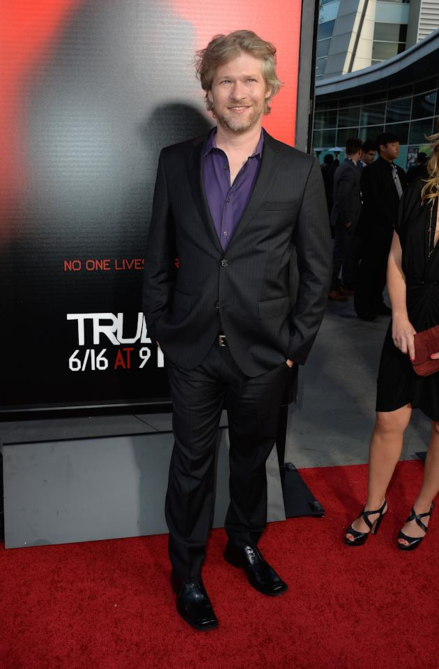 HOLLYWOOD, CA - JUNE 11: Actor Todd Lowe attends the premiere of HBO's 'True Blood' Season 6 at ArcLight Cinemas Cinerama Dome on June 11, 2013 in Hollywood, California. (Photo by Frazer Harrison/Getty Images)