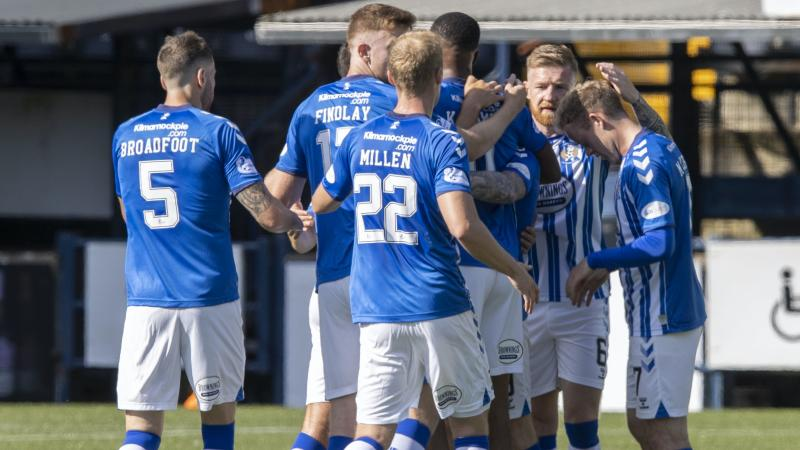 Killie squad told to self-isolate for 14 days after six positive Covid-19 tests