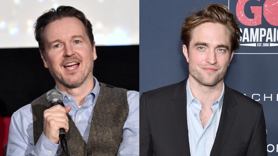 Matt Reeves will direct Robert Pattinson in 'The Batman'. (Credit: Alberto E. Rodriguez/AFI/Gregg DeGuire/FilmMagic/Getty)