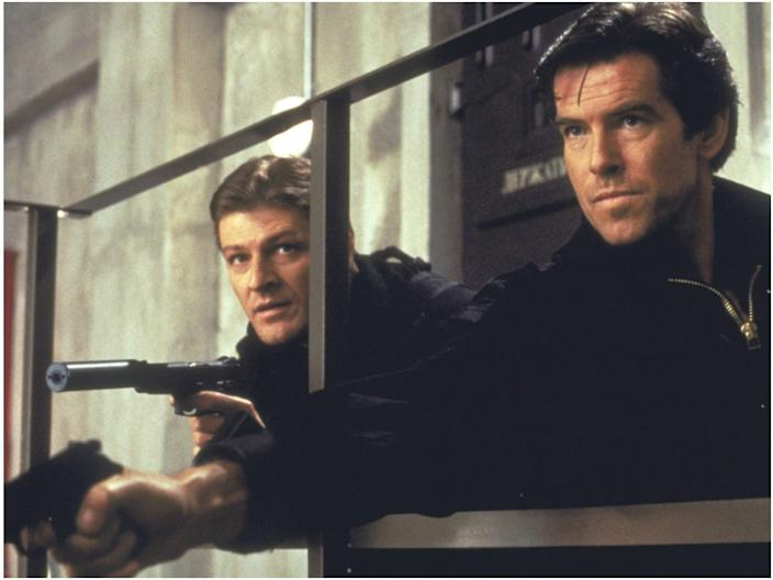 """""""GoldenEye"""" is directed by Martin Campbell."""