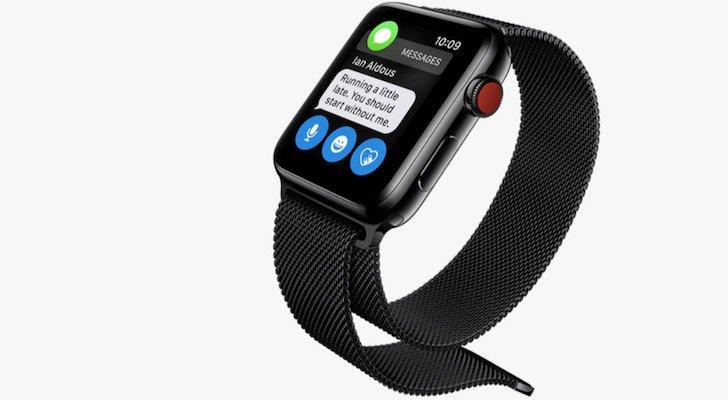 is the apple watch series 3 a game changer for apple inc stock