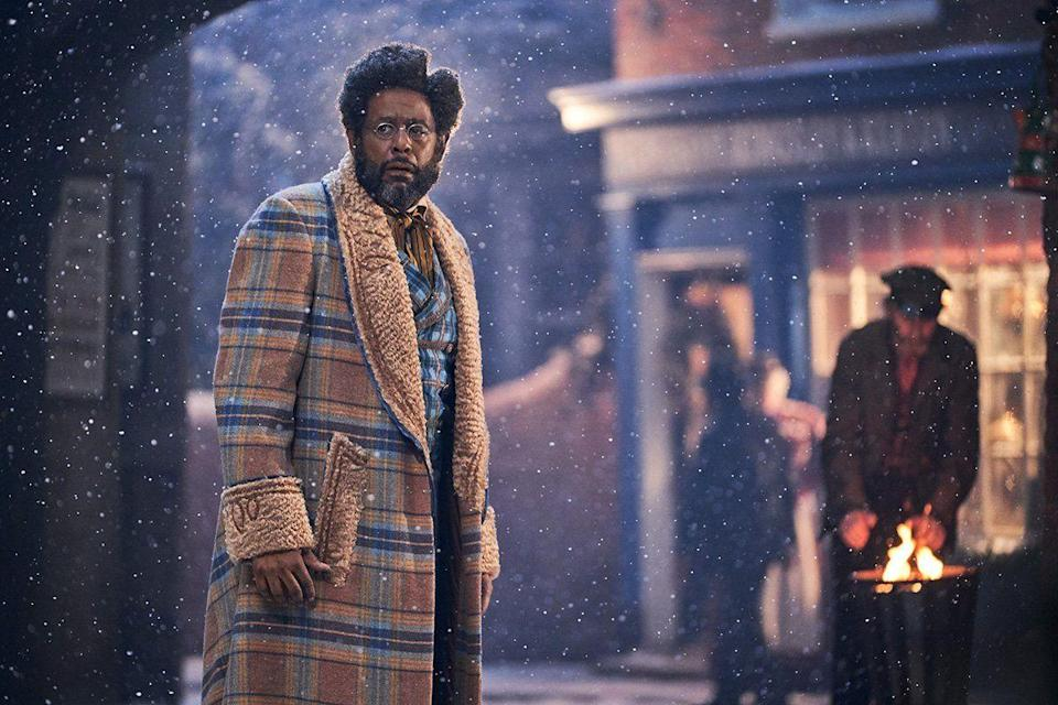 """<p><strong>Friday, November 13</strong></p><p>Gather the whole family 'round for this larger-than-life musical, in which a toymaker (played by <strong>Forest Whitaker</strong>) invents a magical flying contraption that may change the future of Christmases — and well, everything — forever. </p><p><a class=""""link rapid-noclick-resp"""" href=""""https://www.netflix.com/title/80232043"""" rel=""""nofollow noopener"""" target=""""_blank"""" data-ylk=""""slk:STREAM HERE"""">STREAM HERE</a></p>"""