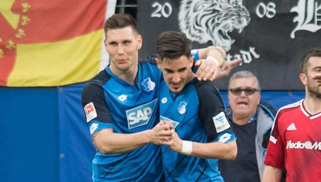 <p>Back three: <strong>Kevin Vogt, Niklas Sule and Benjamin Hubner</strong></p> <br><p>Yet another Bundesliga side in the top 10, Hoffenheim looked at one point as if they might even challenge for the title and their win at 1-0 home to Bayern illustrated their defensive stability. 21-year-old German international Niklas Sule has been particularly impressive this term, so much so that Bayern have already secured his signature for next season.</p> <br><p>Average goals conceded per game: <strong>1.08</strong></p>