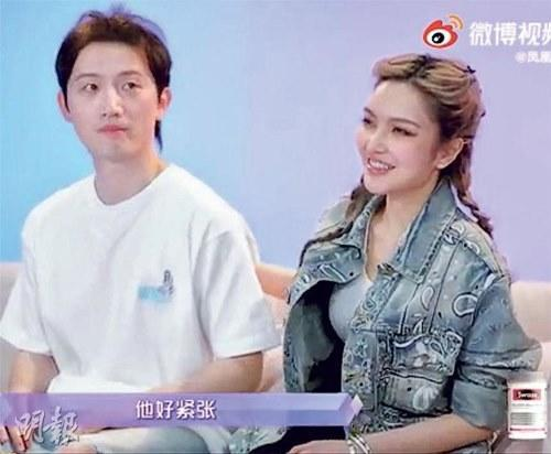 Grace said that Luo learned to cook just for her