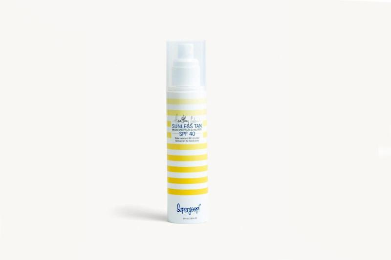 Supergoop! Healthy Glow Sunless Tan (Photo: Courtesy of Supergoop)