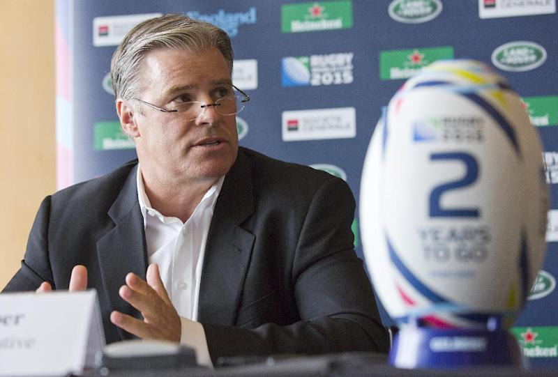 Rugby Union - IRB to become World Rugby
