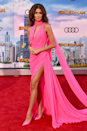 <p>This hot pink Ralph & Russo gown, worn to the Spiderman Homecoming premiere, is proof that this is Zendaya's world, we're just living in it.</p>