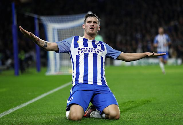 Brighton's Pascal Gross was surely the bargain signing of the season in the Premier League