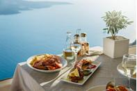 <p>The Greeks have been inadvertently employing green measures for centuries, growing their own vegetables, making their own olive oil and maximising local ingredients. The country is also famed for its filoxenia, which translates as 'friend to a stranger', the basis for Greece's legendary sense of hospitality.</p>