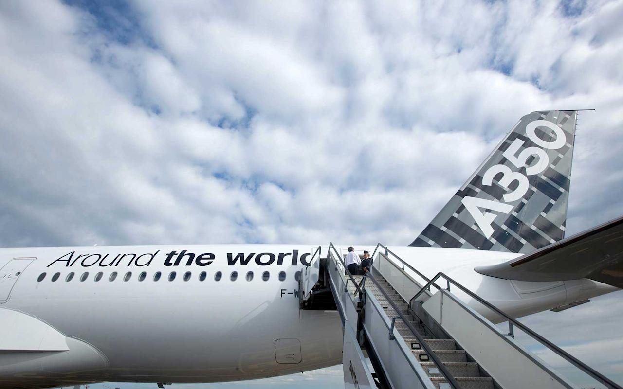 "<p>If top-tier design is what you're after, <a rel=""nofollow"" href=""http://www.travelandleisure.com/slideshows/worlds-safest-airlines/11"">Finnair</a>'s Airbus A350-which flies between Helsinki and <a rel=""nofollow"" href=""http://www.travelandleisure.com/travel-guide/beijing"">Beijing</a>, <a rel=""nofollow"" href=""http://www.travelandleisure.com/travel-guide/bangkok"">Bangkok</a>, and <a rel=""nofollow"" href=""http://www.travelandleisure.com/travel-guide/hong-kong"">Hong Kong</a>-is worth checking out. The tableware and textiles are designed by iconic Finnish design house Marimekko, giving business class a distinct Nordic touch. For the ultimate in mood lighting, the LED glow in the cabin gradually changes to suit the time of day, destination, or season. This upgrade from shades of grey allows for a choice of up to 16.8 million colors and custom programs-including one inspired by the <a rel=""nofollow"" href=""http://www.travelandleisure.com/slideshows/best-places-to-see-the-northern-lights"">Northern Lights</a>. You'll be breathing comfortably, too, as the air filtration system refreshes the cabin air every 2-3 minutes.</p><p>Are you one of those people who is always hot (or cold)? Well, the individual adjustable temperature zones were made for you. Another perk of business class? Female passengers have a dedicated ladies' room, which is stocked with cosmetics and other supplies. Also, when you're in Helsinki, make sure to drop by the traditional Finnish sauna in the premium lounge-a layover never felt so relaxing.  </p>"