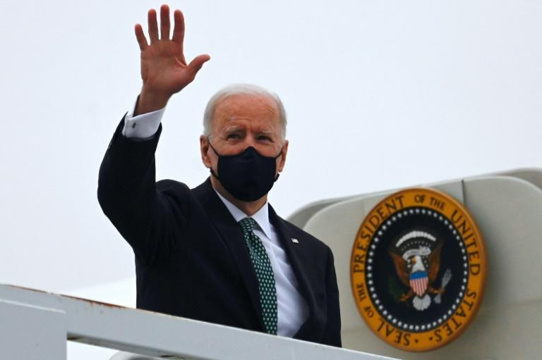 US President Joe Biden represents a dramatically different political reality for Netanyahu, who is seeking to extend his record 12 consecutive years in power on March 23