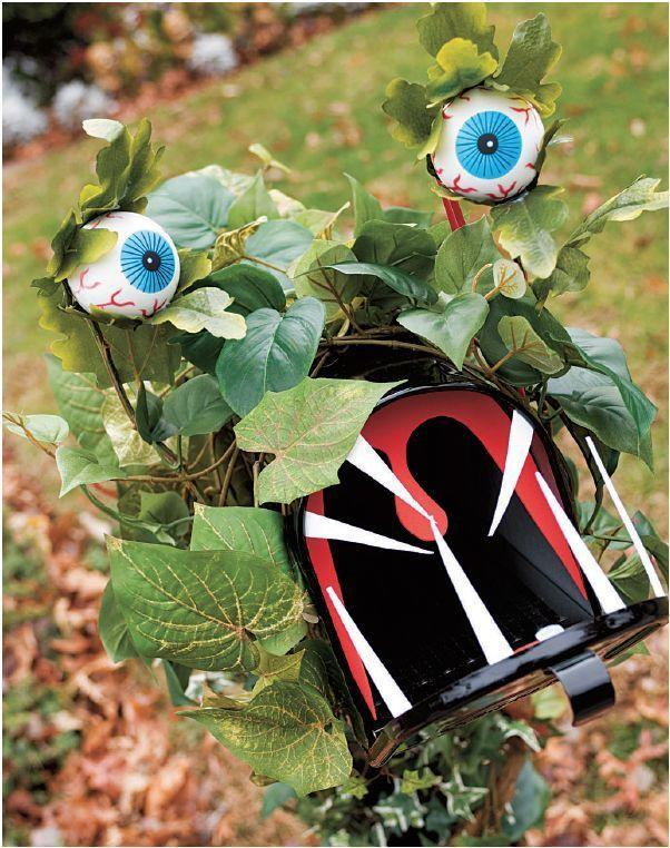 """<p>Freak out your neighbors (and whoever delivers your mail) with this funny mailbox goblin craft. </p><p><strong><em><a href=""""https://www.womansday.com/home/decorating/a28913634/mailbox-goblin/"""" rel=""""nofollow noopener"""" target=""""_blank"""" data-ylk=""""slk:Get the Mailbox Goblin tutorial"""" class=""""link rapid-noclick-resp"""">Get the Mailbox Goblin tutorial</a>. </em></strong></p><p><a class=""""link rapid-noclick-resp"""" href=""""https://www.amazon.com/Sheets-Better-Office-Products-Crafts/dp/B089DT3TC9?tag=syn-yahoo-20&ascsubtag=%5Bartid%7C10070.g.2488%5Bsrc%7Cyahoo-us"""" rel=""""nofollow noopener"""" target=""""_blank"""" data-ylk=""""slk:SHOP CRAFT FOAM"""">SHOP CRAFT FOAM</a></p>"""
