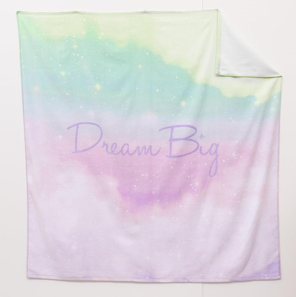 <p>The <span>Disney Princess X POPSUGAR Tiana Beach Towel</span> ($20) is (quite literally) what dreams are made of. </p>