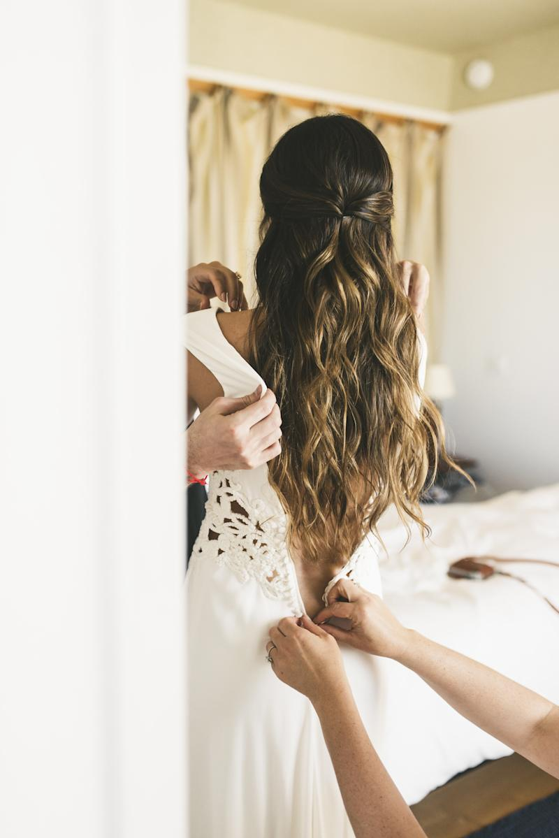 The Best Drugstore Hair Products for a Wedding-Worthy Mane