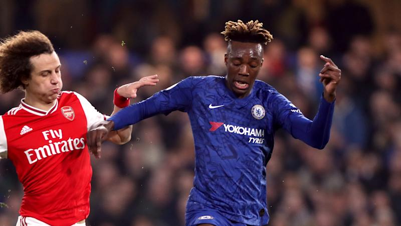 Chelsea still waiting to learn severity of Abraham injury