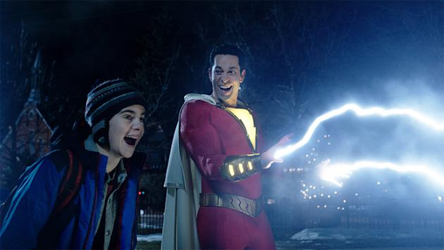 Shazam! Sequel Is Subtitled Fury Of The Gods