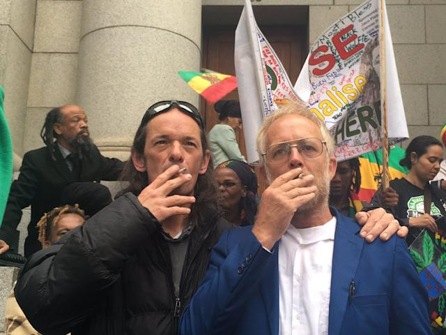 Dagga decriminalised in South Africa