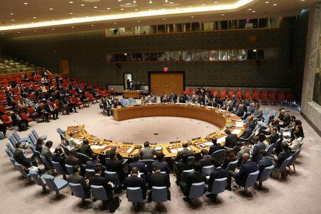 U.S. calls for UN Security Council vote on North Korea on Monday
