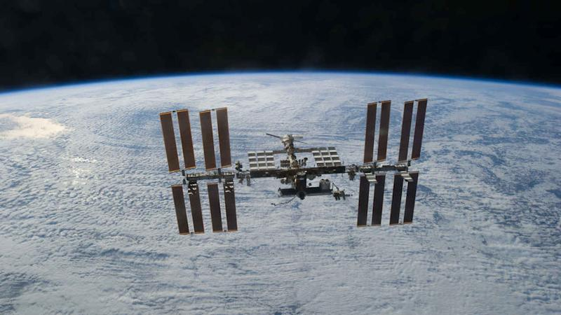 Russian telescope aboard ISS captures short flashes in Earth's atmosphere