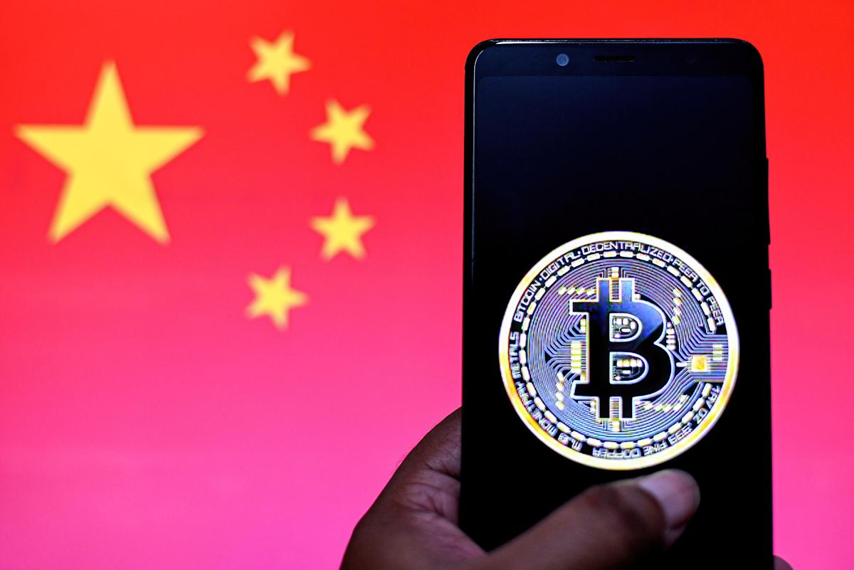 China banning crypto transactions 'great news for bitcoin': Investment firm CEO