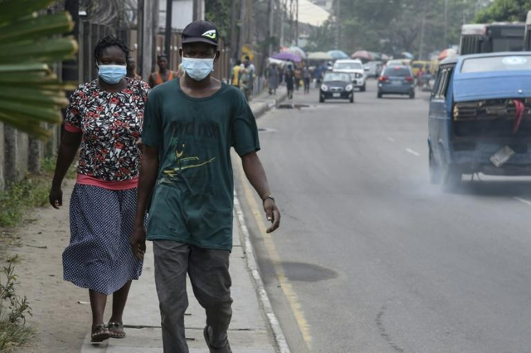 African states including Nigeria have been adopting increasingly restrictive measures against the invisible peril (AFP Photo/PIUS UTOMI EKPEI)