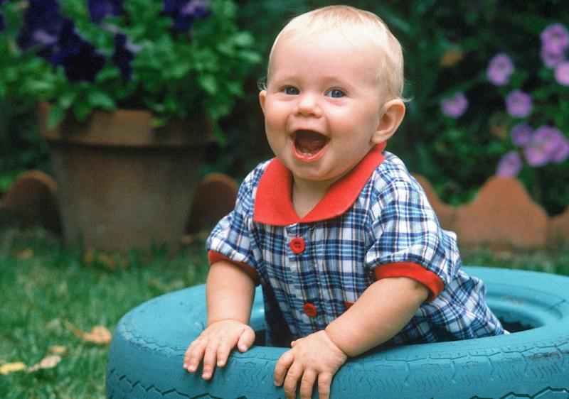 We looked back at the most popular baby names 25 years ago.