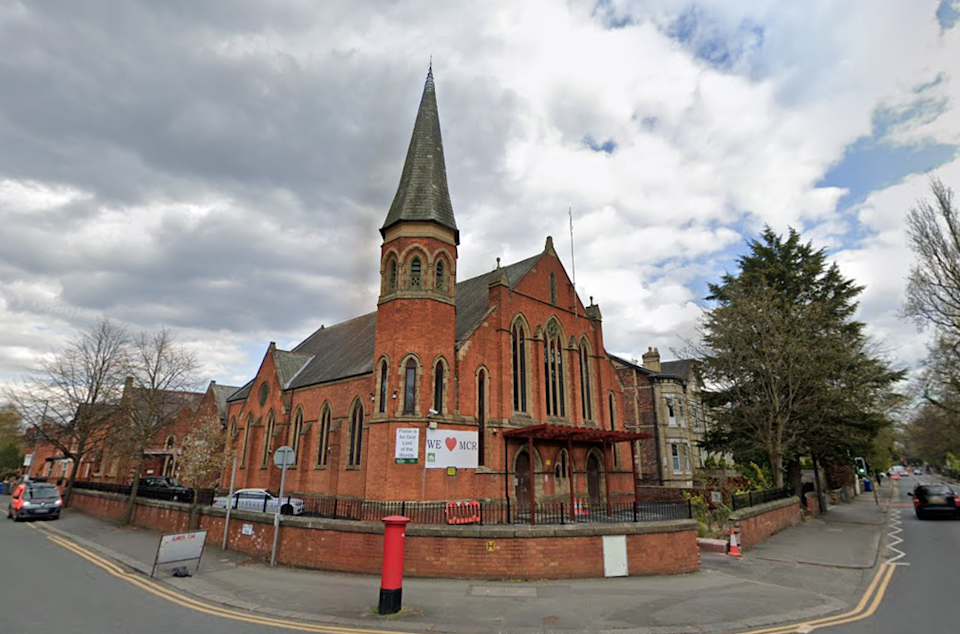 Didsbury Central Mosque  (Google Maps)