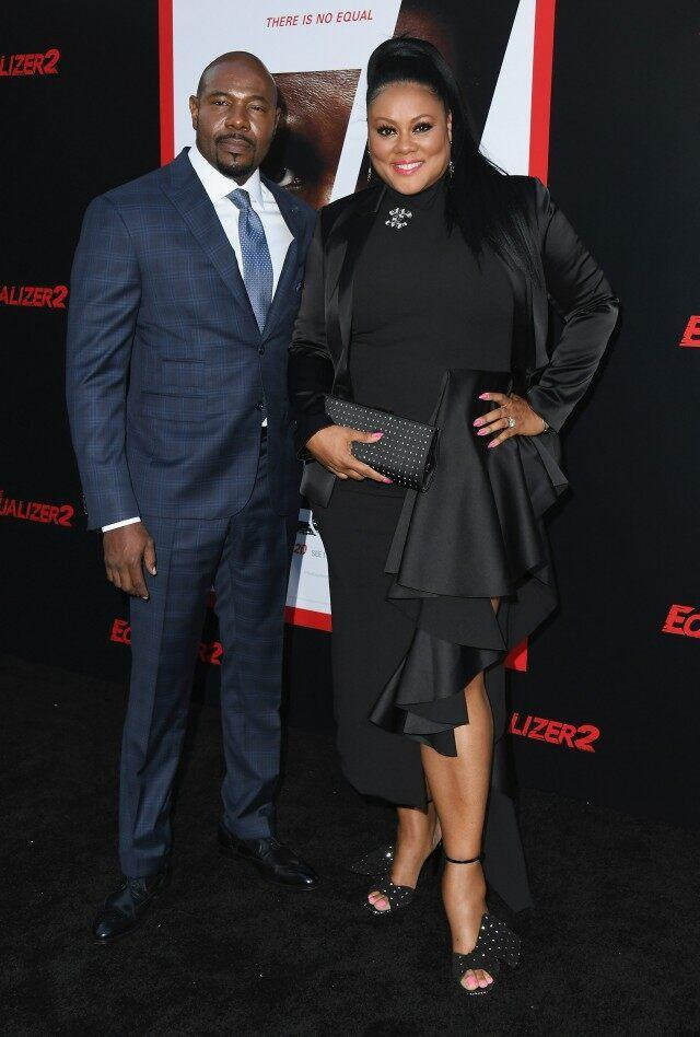 Nicole Murphy Apologizes to Antoine Fuqua's Wife After Kissing Pics