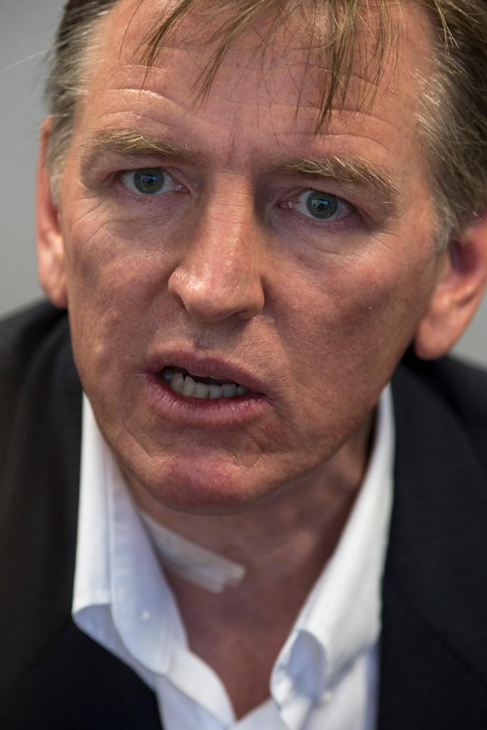 Paul Gosar answers The Arizona Republic's editorial board questions on Aug. 4, 2016.