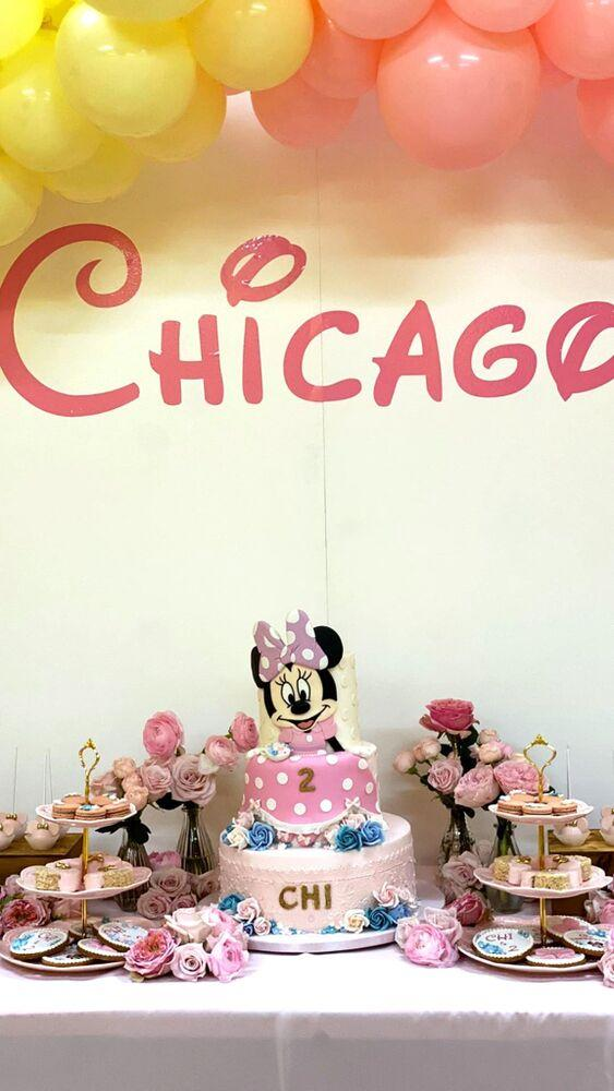 Kim Kardashian's daughter Chicago's birthday | Kylie Jenner Instagram
