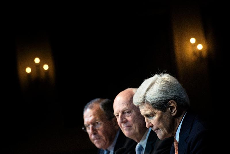 US And Russia Fail To Strike Deal On Syria