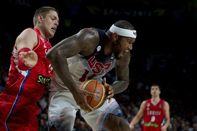 Jerry Colangelo rightfully praises DeMarcus Cousins for his contributions to Team USA
