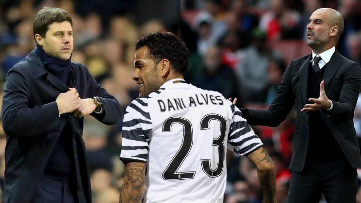 Premier League Club 'Initiate Discussions' To Sign Juventus Right-Back Dani Alves