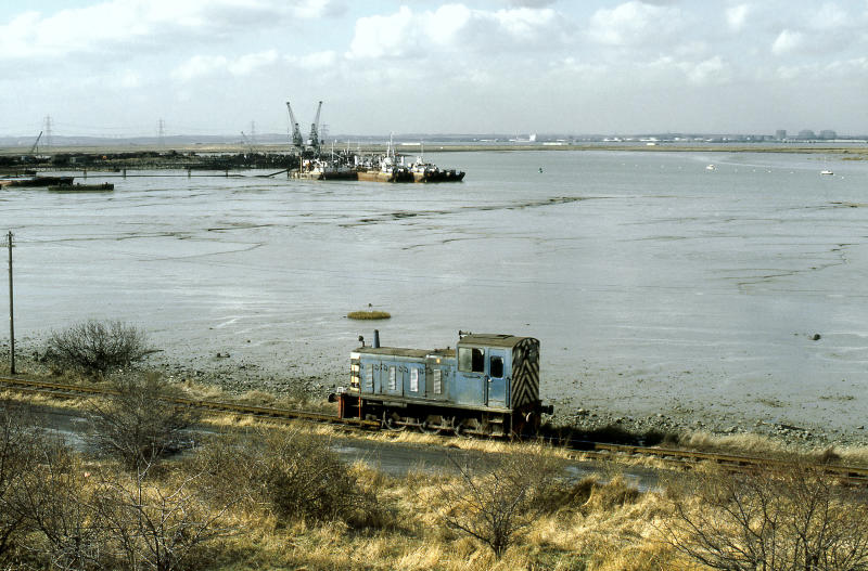 The MP blamed the closure of the docklands in Sheppey for the area being poor. (Getty)