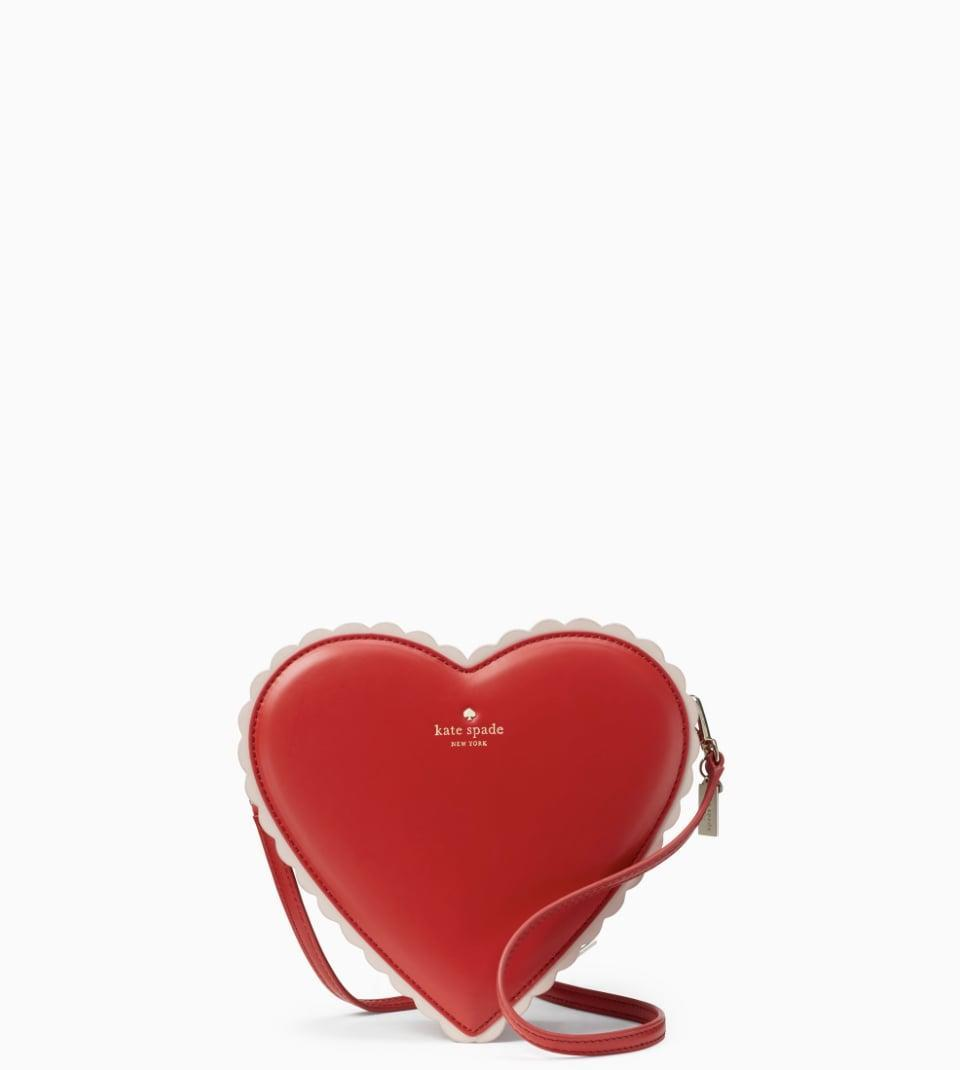 <p>We will use this <span>Kate Spade Chocolate Heart Bag</span> ($179, originally $359) constantly.</p>