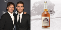 """<p>The two co-stars who famously played brothers in <em>The Vampire Diaries </em>series have been working on their Brother's Bound Bourbon for a decade. Now, however, the smooth, complex bourbon is available for your sipping pleasure.</p><p><a class=""""link rapid-noclick-resp"""" href=""""https://go.redirectingat.com?id=74968X1596630&url=https%3A%2F%2Fwww.totalwine.com%2Fspirits%2Fbourbon%2Fsmall-batch-bourbon%2Fbrothers-bond-straight-bourbon%2Fp%2F235638750%3Fglia%3Dtrue%26s%3D802%26pid%3Dcpc%253ACore%2BCatalog%2B-%2BShopping%252BUS%252BGEOR%252BENG%252BSPART%253A%253Agoogle%253A%253A%26gclid%3DCjwKCAjw_JuGBhBkEiwA1xmbRVeA2YqyY76j7UZkTxyg2yDT3cbioiIMyfAg0EkZwDeiZEqn6KZbMRoC2IYQAvD_BwE%26gclsrc%3Daw.ds&sref=https%3A%2F%2Fwww.delish.com%2Ffood%2Fg32949671%2Fcelebrity-alcohol-brands%2F"""" rel=""""nofollow noopener"""" target=""""_blank"""" data-ylk=""""slk:BUY NOW"""">BUY NOW</a> <em><strong>$42.99, totalwine.com</strong></em></p>"""