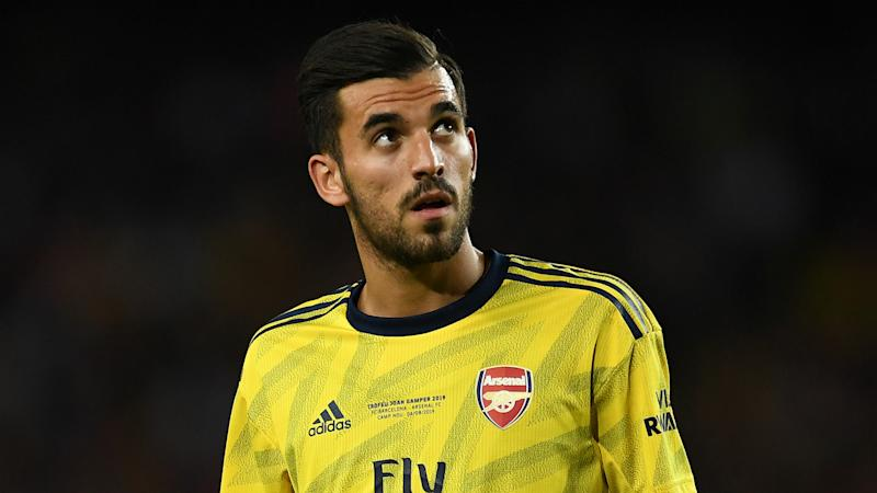 Blow for Arsenal as Ceballos ruled out until mid-December