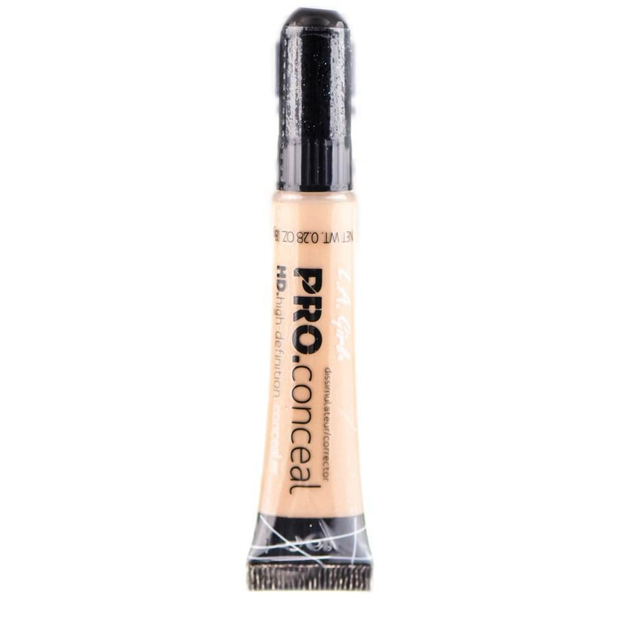 <p>The <span>LA Girl Pro Conceal HD Concealer</span> ($5) is an inexpensive, long-wearing formula that can color correct and conceal. Beauty enthusiats even use this to highlight and brighten up the under-eyes and contour to add definition to their cheekbones.</p>