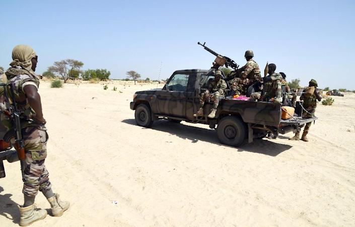 Since late November, the Cameroon army has carried out operations in several border areas aimed at weakening Nigerian jihadists Boko Haram (AFP Photo/Issouf Sanogo)