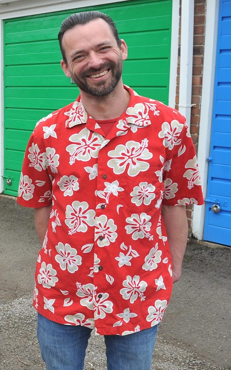 A man believes he was racially abused by a gang of four youths in because he was wearing an Hawaiian shirt - Credit: Hull Daily Mail / SWNS.com