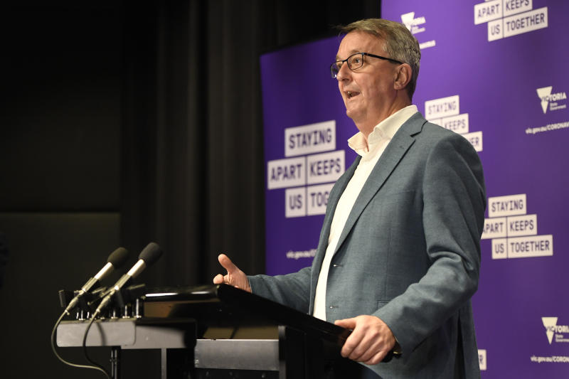 Mental Health Minister Martin Foley announced on Sunday additional funding for mental health resources in Victoria amid the state's second lockdown. Source: AAP