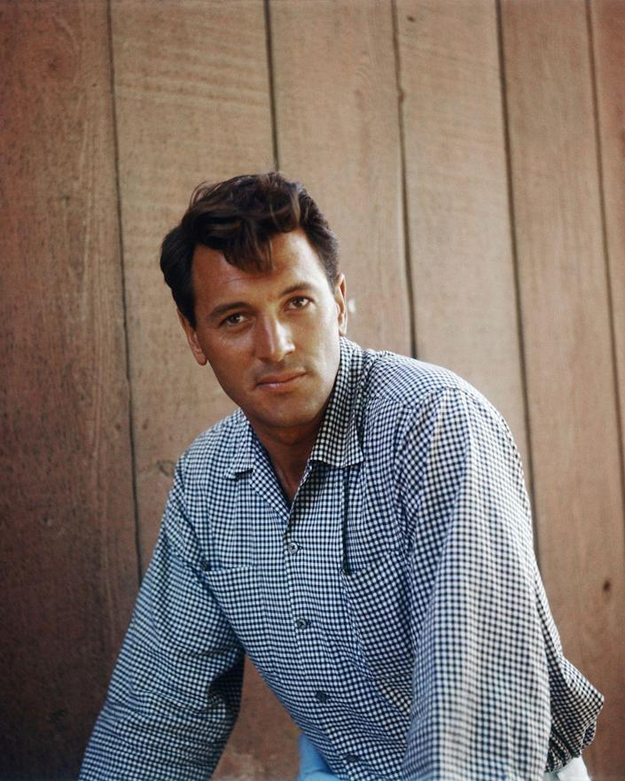 <p>Rock Hudson's name is legendary and the Hollywood star was no different. But did you know he changed his name from Leroy Harold Scherer Jr. when he started his career?</p>