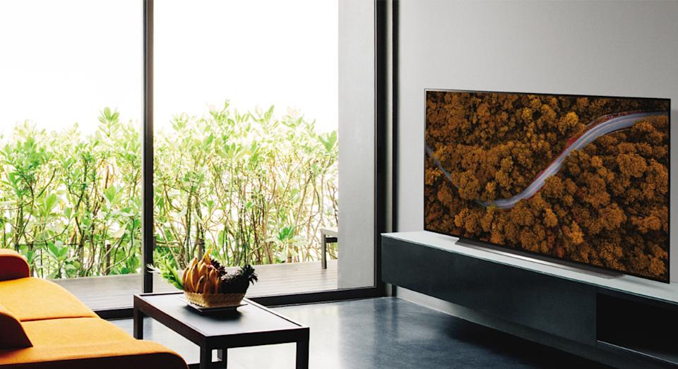 It's the best time ever to buy this award-winning OLED 4K TV.  (Currys)