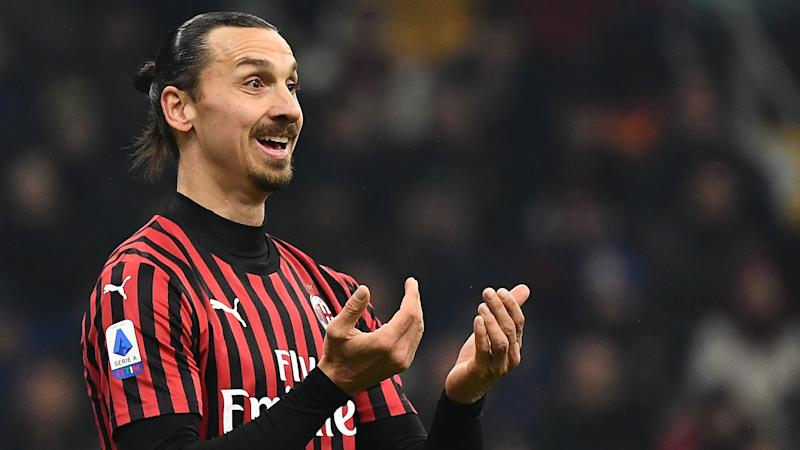 'Ibra was angry because we were losing' - AC Milan striker Zlatan's furious reaction to being substituted explained by Pioli