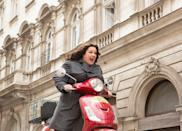 "<p>One of the best comedies of the past decade, <em>Spy,</em> proves Melissa McCarthy can lead a blockbuster on her own (though the supporting cast here is excellent). As a desk-bound CIA agent with no experience in the field, McCarthy manages to be the most ball-busting fish out of water ever, as smart as James Bond, as fearless as Captain America, yet as hapless as Nemo in the fish tank. <em>Spy</em> also happens to be a great family film, so you can watch it with your parents right now.</p> <p><a href=""https://www.amazon.com/Spy-Melissa-McCarthy/dp/B013EZSI4C/ref=sr_1_2?dchild=1&keywords=spy&qid=1608396875&sr=8-2"" rel=""nofollow noopener"" target=""_blank"" data-ylk=""slk:Available to rent on Amazon."" class=""link rapid-noclick-resp""><em>Available to rent on Amazon.</em></a></p>"