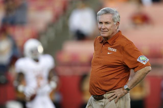 North Carolina home belonging to former Texas coach Mack Brown destroyed in fire